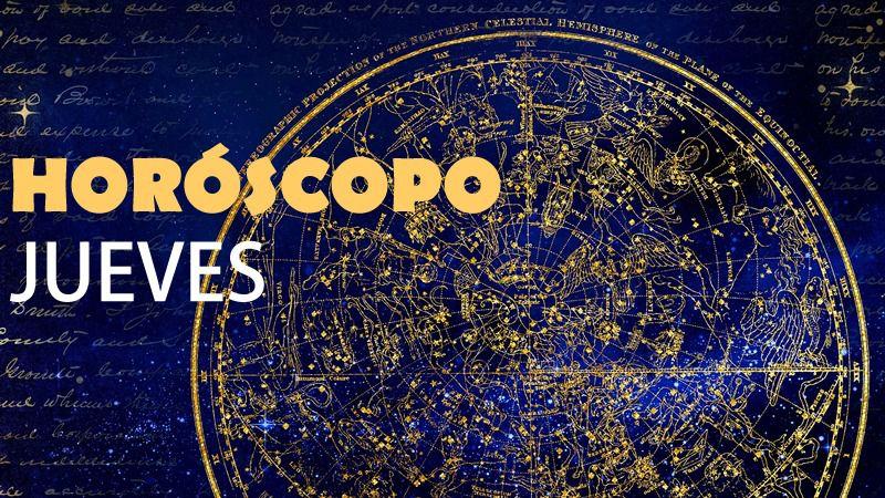 Horóscopo jueves 3 de diciembre de 2020