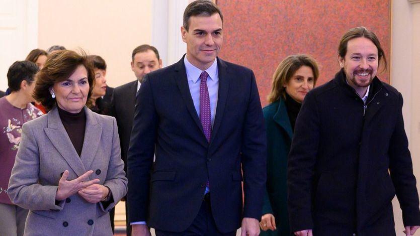 PSOE y Unidas Podemos presionan más al PP: plantean limitar las competencias del CGPJ cuando esté en funciones