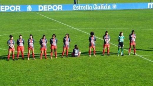 La futbolista que se negó a homenajear a Maradona anima a las mujeres a actuar sin miedo