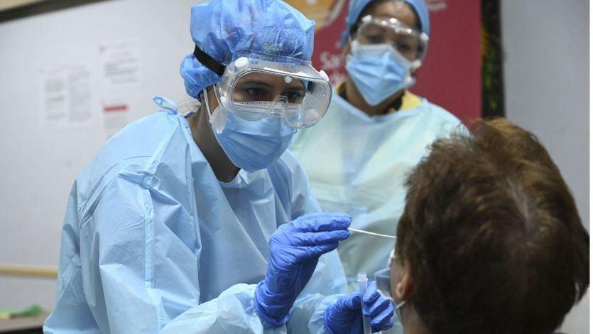 Sanidad notifica 10.127 nuevos contagios y 254 fallecidos