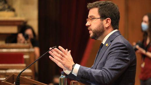 Las autoridades políticas catalanas estallan tras la negación del tercer grado a los presos del 'procés'