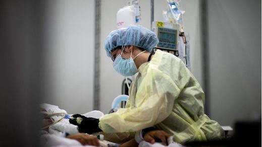 El CDC advierte que Estados Unidos podría llegar a las 450.000 muertes por coronavirus antes de febrero