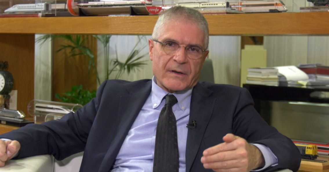 Isaías Táboas: 'La liberalización es una oportunidad para Renfe, nos va a estimular para atraer a más personas al tren'
