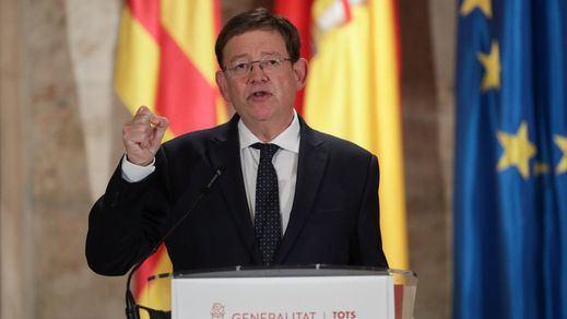 La Comunitat Valenciana dejará salir de la región en las fiestas más señaladas