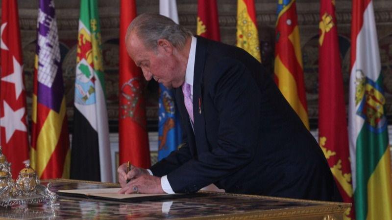 El rey emérito intenta regularizar su situación fiscal para frenar la investigación sobre las tarjetas opacas