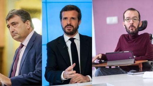 Las reacciones políticas a la regularización fiscal del rey Juan Carlos I