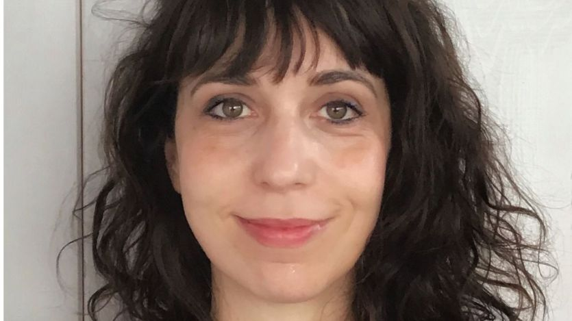 Julia Sabina, la joven y madura gran revelación literaria con su novela 'Vidas samuráis'