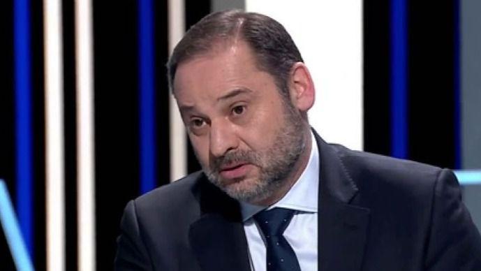 Ábalos, sobre la regularización fiscal del Rey emérito: 'La ley es igual para todos y ha de cumplirse'