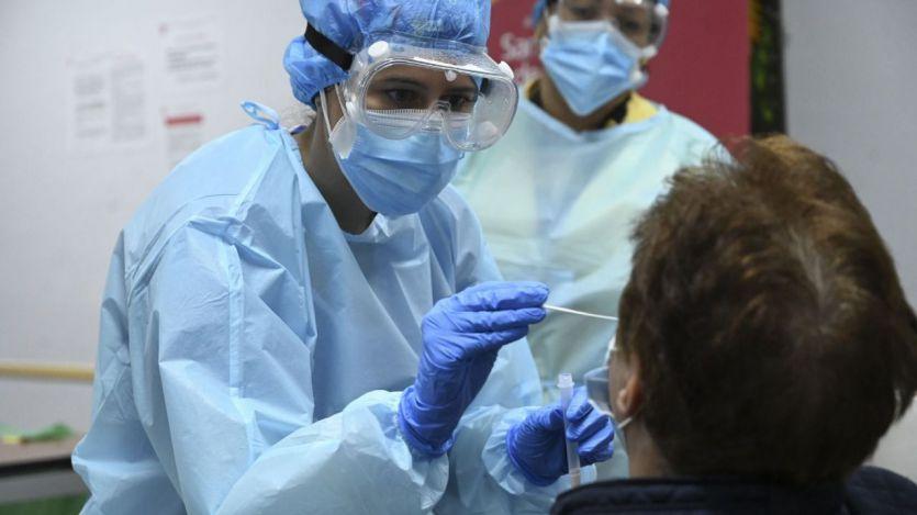 Coronavirus: España ya ha realizado pruebas diagnósticas a casi la mitad de la población