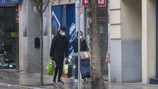 Coronavirus en España: sigue bajando la incidencia acumulada tras 17.681 casos y 394 fallecidos desde el viernes