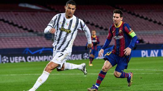 La Juve de Cristiano aplasta al Barça de Messi, en crisis total (0-3)