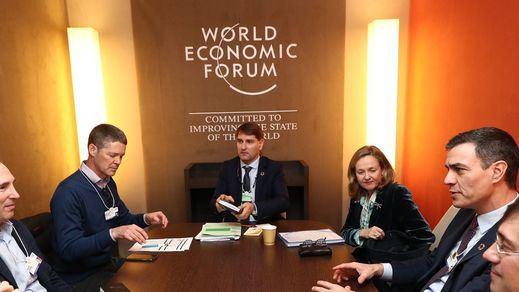 El Foro de Davos se celebrará en 2021 en Singapur por la pandemia