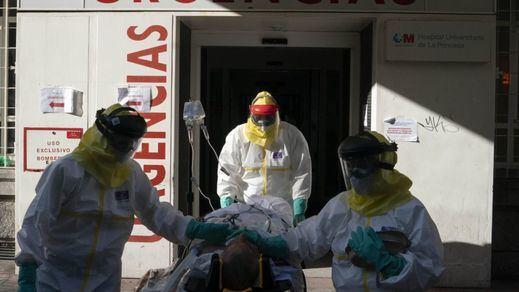 Los muertos por coronavirus en España fueron 45.684 hasta mayo, según el INE