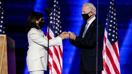 Joe Biden y Kamala Harris, elegidos como las personas del año para la revista 'Time'