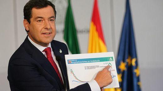 Andalucía anuncia su plan de Navidad en 2 fases y Baleares exigirá PCR negativa a los turistas nacionales
