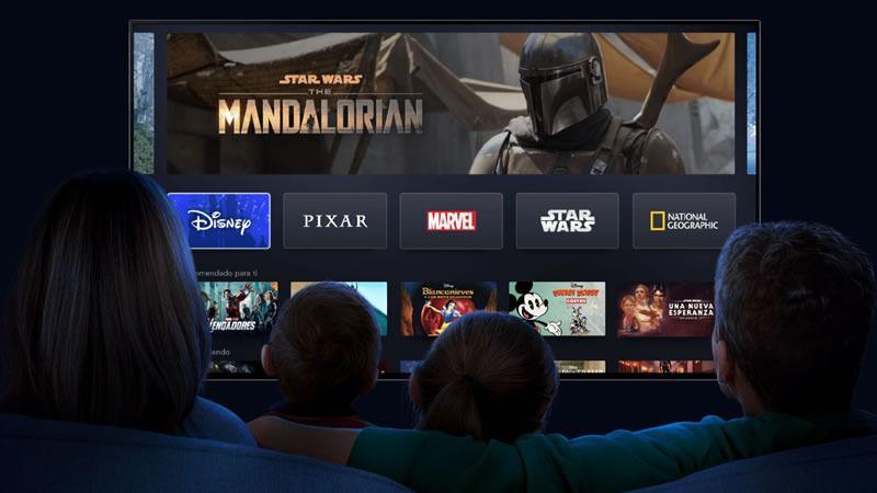 Una serie basada en 'Alien', 23 producciones de Marvel o 10 de Star Wars: las grandes novedades de Disney+