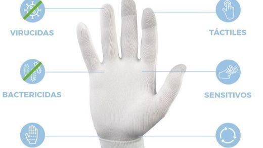 El guante español que elimina el material genético de la covid-19 en superficies infectadas