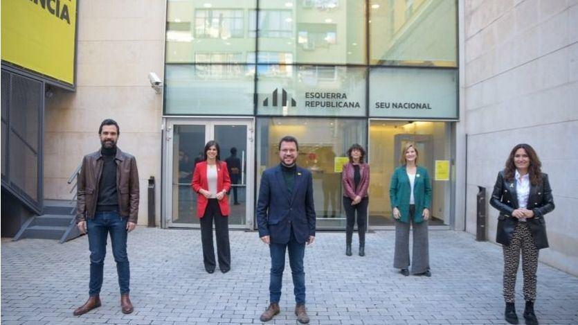 Elecciones Cataluña: Aragonès será el candidato de ERC a la presidencia de la Generalitat