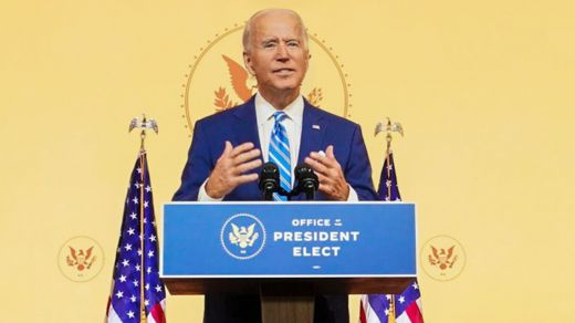 Ya es oficial: el Colegio Electoral de EEUU ratifica la victoria de Joe Biden en las urnas