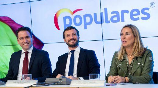 El PP confirma que ha abonado los más de 245.000 euros de condena por la Gürtel