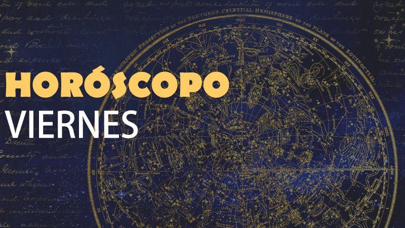 Horóscopo del viernes 18 de diciembre de 2020