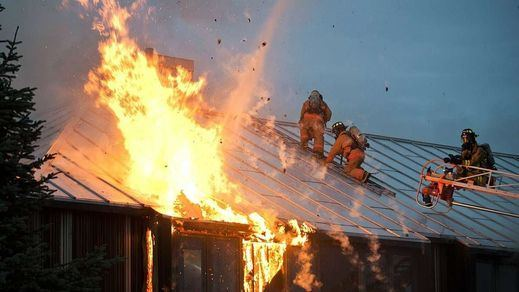 ¿Sabes qué hacer si te sorprende un incendio en el interior de tu vivienda?