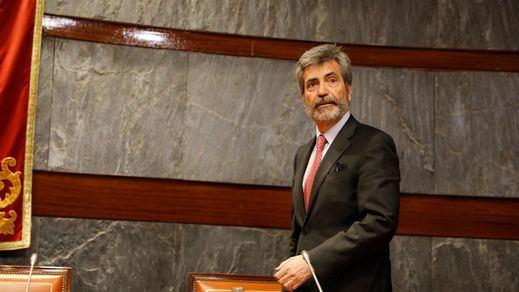 5 vocales del CGPJ proponen la renuncia