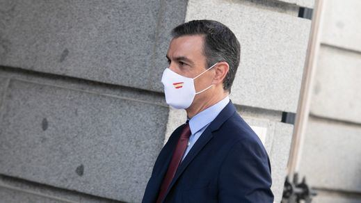 Pedro Sánchez da negativo en la prueba del coronavirus pero mantendrá la cuarentena