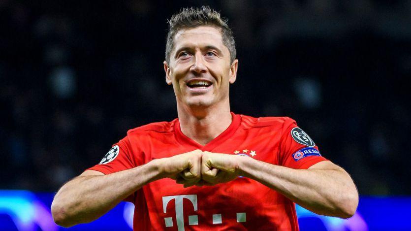 Lewandowski se sienta en la mesa de Messi y Cristiano Ronaldo: es el 'The Best' de 2020