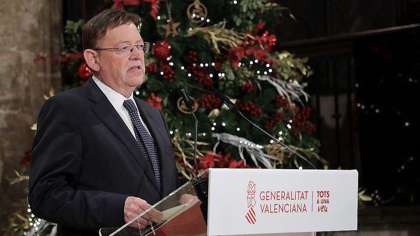 La Comunidad Valenciana da el primer paso hacia unas navidades con restricciones ante el repunte de contagios