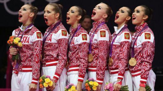Rusia queda excluida de los Juegos Olímpicos por