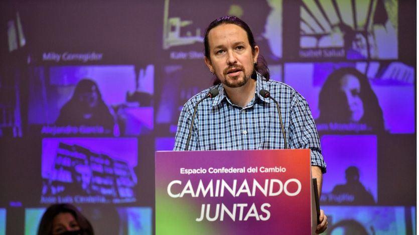 Iglesias responde a Montero: 'Somos muy cabezones para que se cumplan los acuerdos firmados'