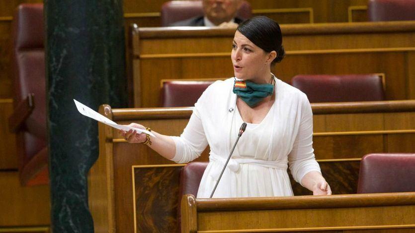 Macarena Olona sorprende al confesar con qué líder político pasaría un confinamiento