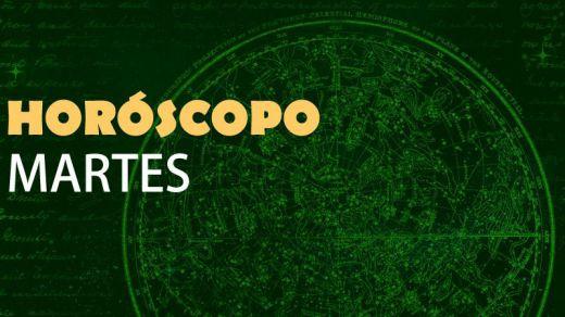 Horóscopo del martes 22 de diciembre de 2020