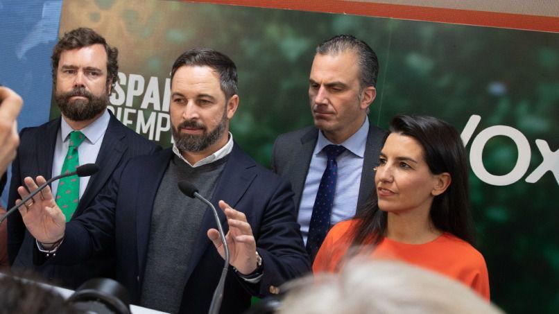 Barómetro del CIS: PSOE y Unidas Podemos siguen bajando y Vox se consolida como alternativa al PP