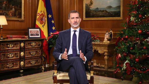 ¿Qué dirá el mensaje navideño del Rey Felipe VI?: los partidos lo tienen claro
