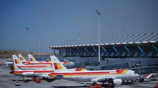 España y Portugal suspenden los vuelos con Reino Unido desde el 22 de diciembre