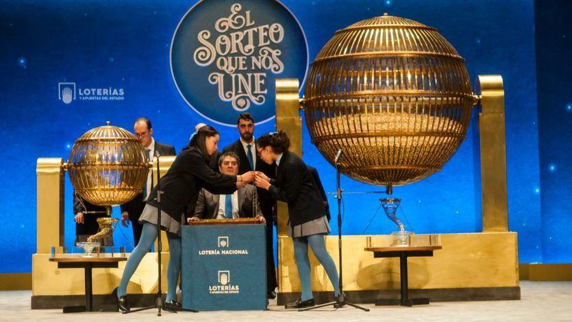 Siga en directo el sorteo de la Lotería de Navidad 2020 y compruebe su décimo