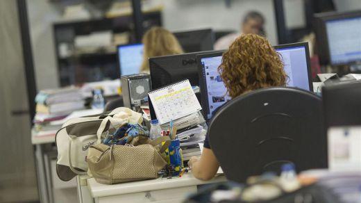 La economía española rebotó un 16,4% en el tercer trimestre del año, un poco menos de lo esperado