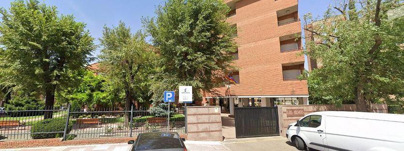 La residencia Los Olmos, de Guadalajara