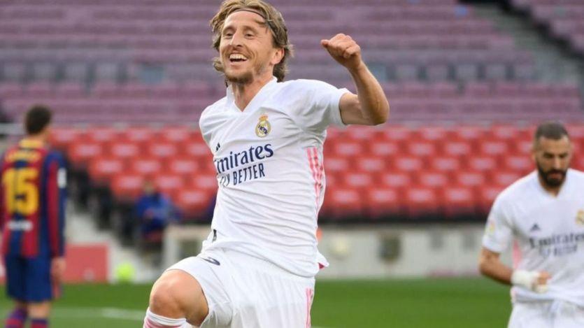 Real Madrid: casi lista la renovación de Modric y en camino las de Ramos y Lucas Vázquez
