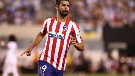 Diego Costa pide al Atleti salir del club para volver a Brasil por motivos familiares