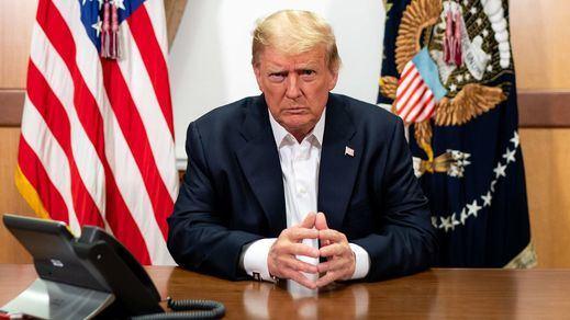 Trump da marcha atrás y acepta el plan de ayudas económicas por la pandemia