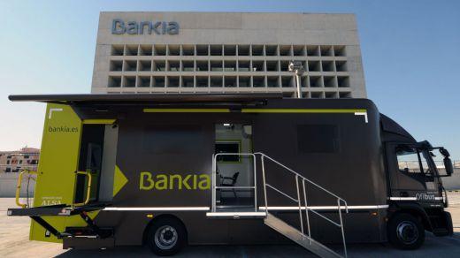Bankia dio servicio con sus ofibuses a 250.000 personas residentes en 373 municipios en riesgo de exclusión financiera