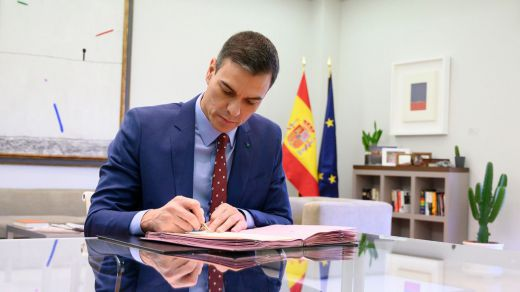 Rendición de cuentas: el novedoso formato con el que Sánchez hace hoy balance político del año 2020