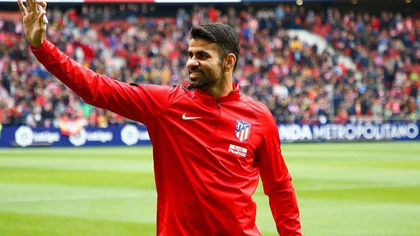 Confirmado: Diego Costa abandona el Atlético de Madrid
