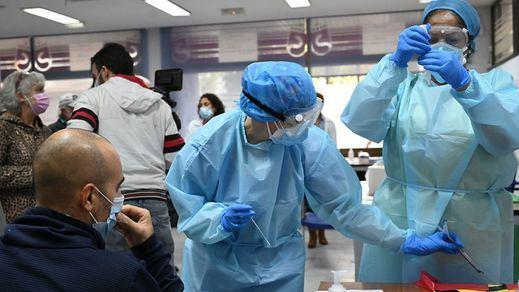 Aumentan los contagios y los decesos por coronavirus: 14.089 positivos y 320 fallecidos