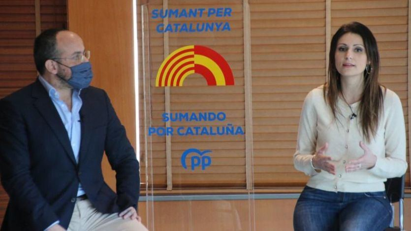 Bombazo político antes de acabar el año: Lorena Roldán de Ciudadanos se pasa al PP