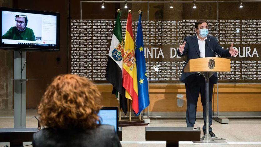 Extremadura endurece sus restricciones: toque de queda a las 22.00 horas y reducción de aforos