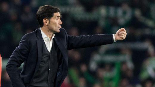 Marcelino entrenará al Athletic de Bilbao tras la destitución de Garitano